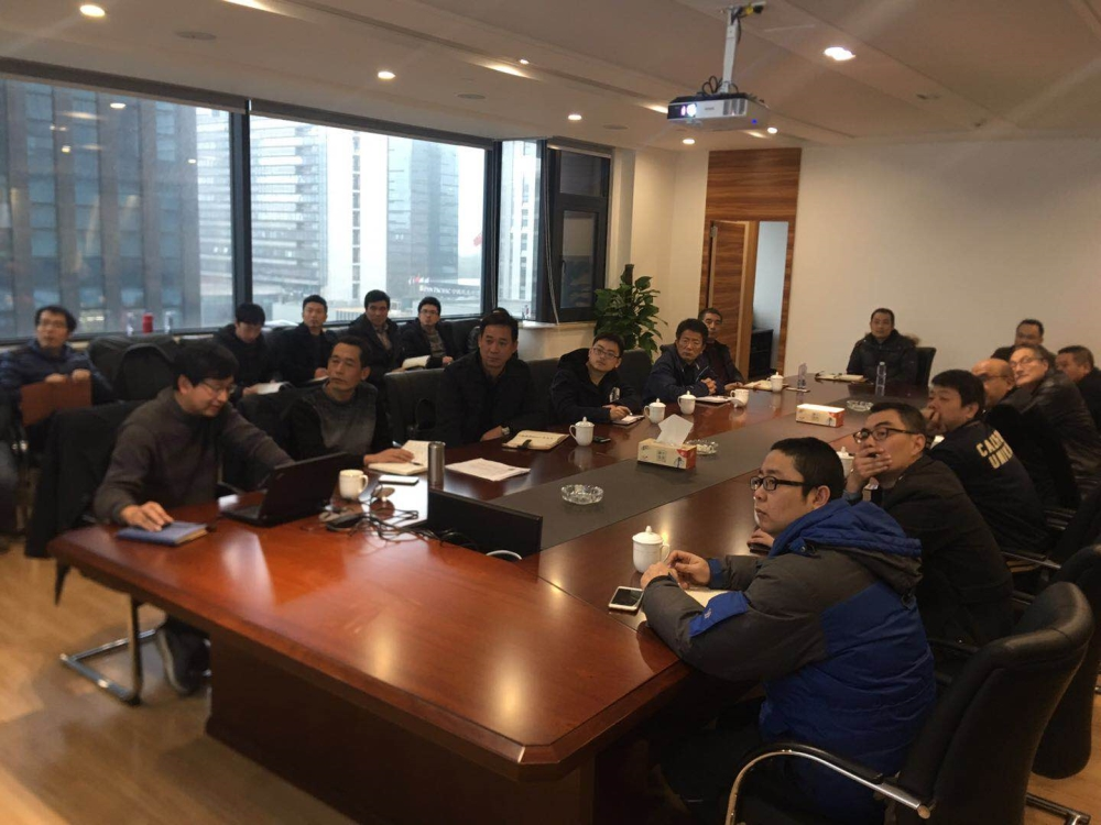 诚博国际娱乐官网(能源集团)开展特种设备安全管理
